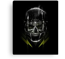 mvp football poster art Canvas Print
