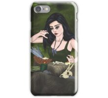 Witch of the Forest iPhone Case/Skin