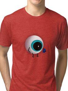Eye Phone Tri-blend T-Shirt