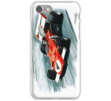 1972  Ferrari 312B2 iPhone Case/Skin