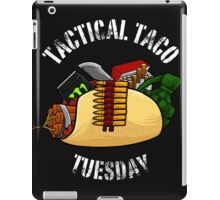 Unchained Tactical: Tactical Taco Tuesday iPad Case/Skin