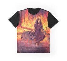 Protectress Graphic T-Shirt