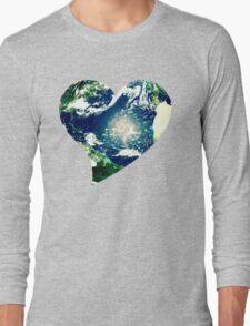 Earth love Long Sleeve T-Shirt