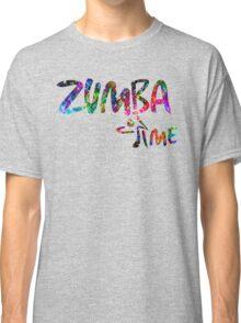 Zumba Time! Classic T-Shirt