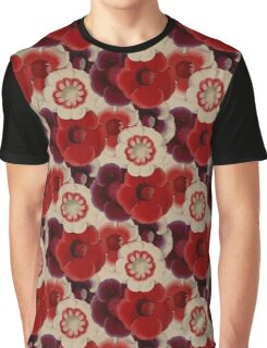 Vintage Floral Pattern I Graphic T-Shirt