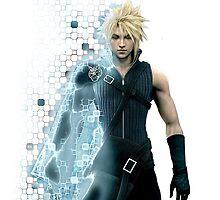 Final Fantasy VII - Cloud by martdude