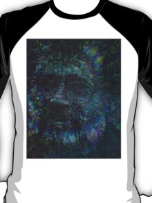 Terence McKenna Tribute Poster 02 T-Shirt