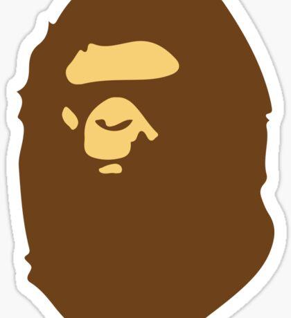 BAPE Sticker Sticker