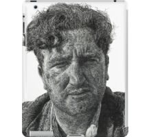 Brendan Behan - Irish Author iPad Case/Skin
