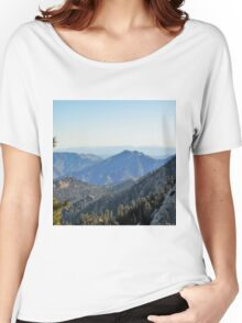 Mountains Above Palm Springs Women's Relaxed Fit T-Shirt