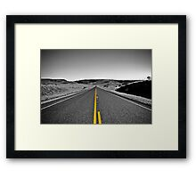 No Country For Old Men II Framed Print