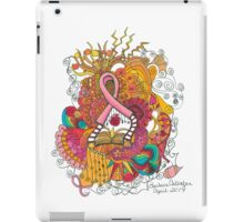 Pink Ribbon iPad Case/Skin