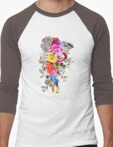 The Most Exotic Flower Men's Baseball ¾ T-Shirt