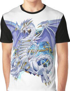 Blue-Eyes Spirit Dragon Graphic T-Shirt