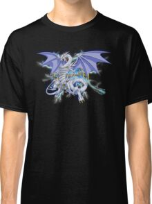 Blue-Eyes Spirit Dragon Classic T-Shirt