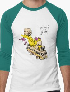 Walter & Jessie Men's Baseball ¾ T-Shirt