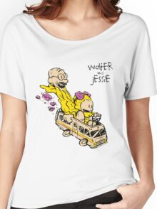 Walter & Jessie Women's Relaxed Fit T-Shirt
