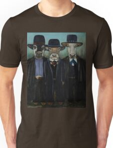 Real Cowboys the Wild Wild West Unisex T-Shirt