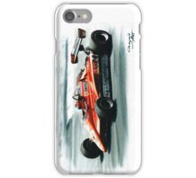 1982  Ferrari 126C2 iPhone Case/Skin