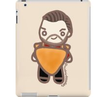 Chris Halloween iPad Case/Skin