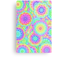 Psychedelic Summer Metal Print