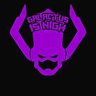 Galactus is Nigh by John Garcia