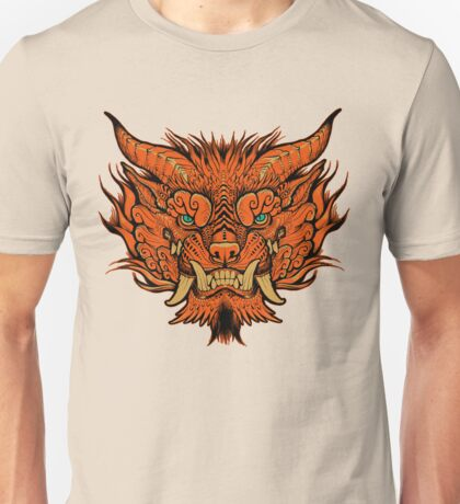 Foo Dog creature Unisex T-Shirt