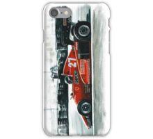1983  Ferrari 126C3 iPhone Case/Skin