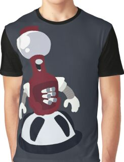 Tom Servo (Simplistic) Graphic T-Shirt