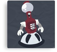 Tom Servo (Simplistic) Canvas Print
