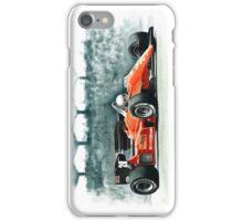 1984  Ferrari 126C4 iPhone Case/Skin