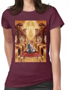 The Final Trip Womens Fitted T-Shirt
