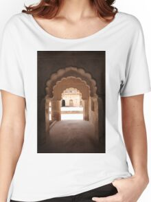 Orchha Arches Women's Relaxed Fit T-Shirt
