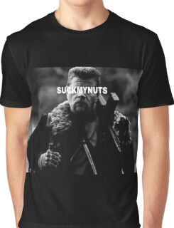 SUCKMYNUTS Graphic T-Shirt