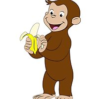 Curious George by LindseyLucy8605