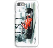 1986  Ferrari F1-86 iPhone Case/Skin