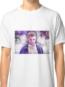Stranger Things Eleven Nosebleed Classic T-Shirt
