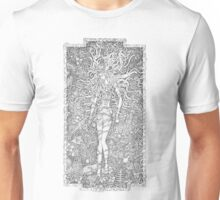 Deadly Embrace Of Love Unisex T-Shirt