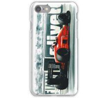 1987  Ferrari F1-87 iPhone Case/Skin