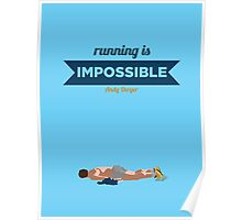 Running is Impossible Poster