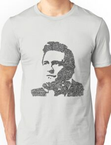 Johnny Silhouette  Unisex T-Shirt