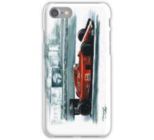 1989  Ferrari F1-89 iPhone Case/Skin