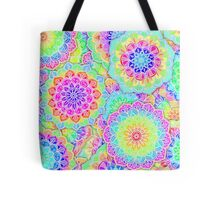 Psychedelic Summer Tote Bag