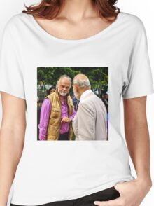 Guess who ... beards HRH Prince Michael of Kent Women's Relaxed Fit T-Shirt