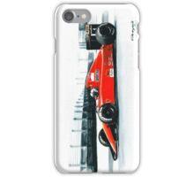 1990 Ferrari F1-90 iPhone Case/Skin