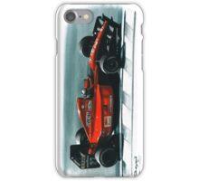 1991 Ferrari F1-91 iPhone Case/Skin