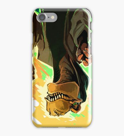 Hoodie Rex iPhone Case/Skin