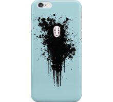 Ink face iPhone Case/Skin