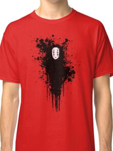 Ink face Classic T-Shirt