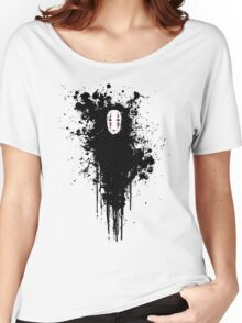Ink face Women's Relaxed Fit T-Shirt